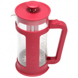 Bialetti French Press Smart červený, 350ml