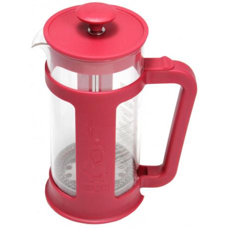 Bialetti French Press Smart červený, 350ml