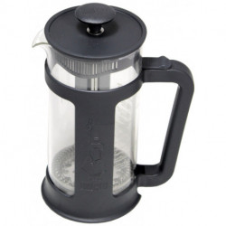 Bialetti French Press Smart čierny, 350ml