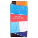 LYRA Gallery Mliečna čokoláda 50% s lieskovcami, 80g