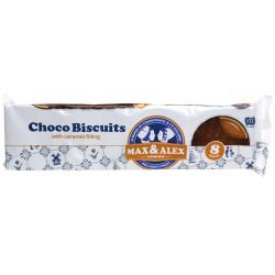 Wafličky Tradičné holandské čokoládové sušienky s karamelom, 107g