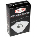 Moccamaster Filter No.1, 80ks