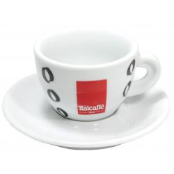 Italcaffé Cappuccino šálka s podšálkou 140ml, 6ks