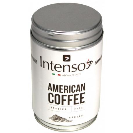 Intenso American Coffee 250g, mletá káva