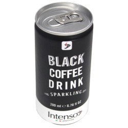 Intenso Black Coffee Drink, 200ml