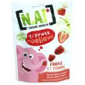 N.A! Ti Fruits Ovocné kúsky Jahoda/Jablko, 35g