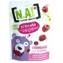 N.A! Ti Fruits Ovocné kúsky Malina/Jablko, 35g