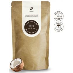 Mark Kávový peeling Kokos, 200g