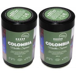 Cafepoint Colombia Medellin Supremo Svetlé praženie 2x250g, zrnková káva