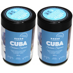 Cafepoint Cuba Serrano Superior Svetlé praženie 2x250g, zrnková káva