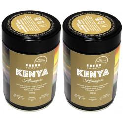 Cafepoint Kenya Kilimanjaro AA Svetlé praženie 2x250g, zrnková káva