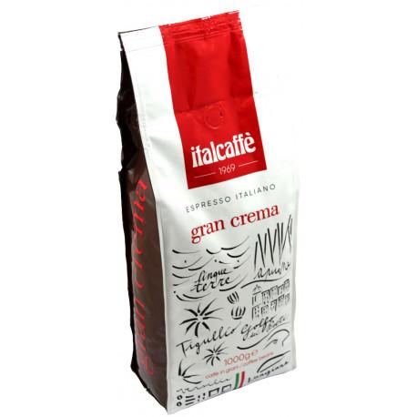 Italcaffé Gran Crema 1kg zrnková káva
