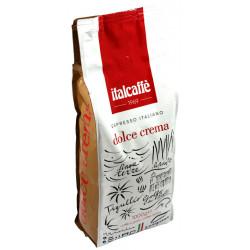 Italcaffé Dolce Crema 1kg, zrnková káva do kancelárie