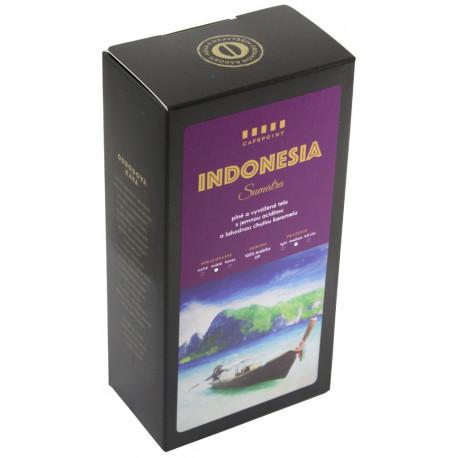 Cafepoint Indonesia Sumatra 250g, zrno