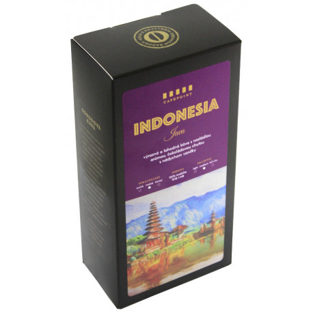 Cafepoint Indonesia Java WIB 1 MB 250g, zrno