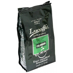 Lucaffé Colombia 500g, zrnková káva