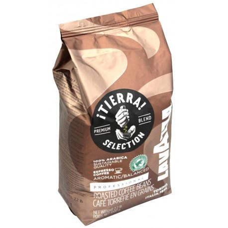 Lavazza Bar Tierra Intenso 100% Arabica 1kg, zrno