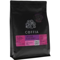 Coffia Costa Rica Las Lajas Black Honey FILTER 250g, zrnková káva