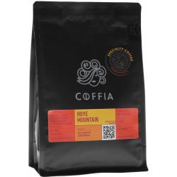 Coffia Rwanda Huye Montain 250g, zrnková káva