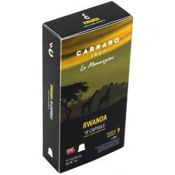 Carraro Rwanda pre Nespresso, 10x5,2g