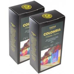 Cafepoint Colombia Medellin Supremo 2x250g, zrnková káva