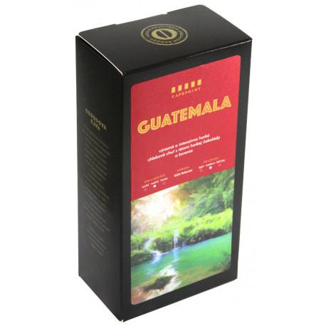 Cafepoint Guatemala Robusta 250g, zrno