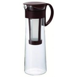 Hario Mizudashi Kávovar na prípravu studenej kávy, 1L hnedý