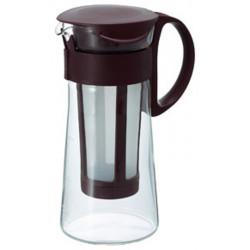 Hario Mizudashi Kávovar na prípravu studenej kávy, 600ml hnedý