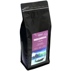 Cafepoint Indonesia Sumatra Svetlé praženie 1kg, zrnková káva