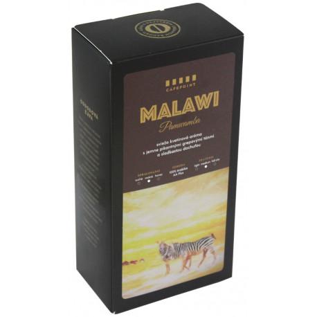 Cafepoint Malawi Pamwamba 250g, zrno