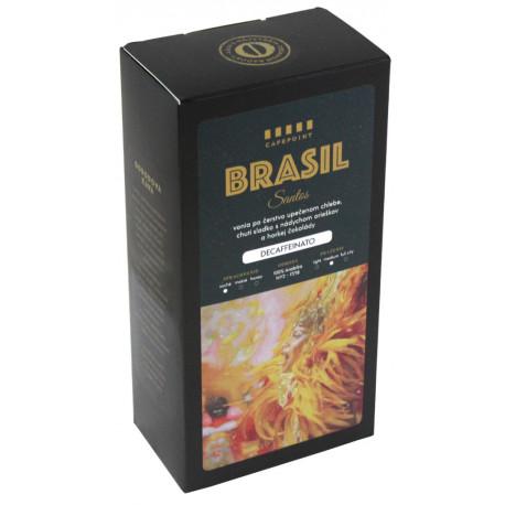 Cafepoint Brasil Santos Decaf 250g, zrno