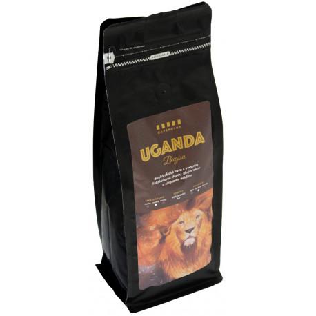 Cafepoint Uganda Bugisu AA 500g, zrnková káva
