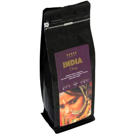 Cafepoint India Cherry Robusta AA 500g, zrnková káva