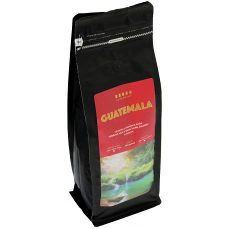 Cafepoint Guatemala Robusta 500g, zrnková káva