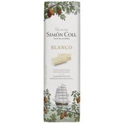 Simón Coll Biela čokoládka, 25g