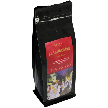 Cafepoint El Salvador Santa Ana 500g, zrnková káva