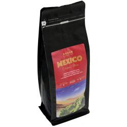 Cafepoint Mexico Chiapas Altura 500g, zrnková káva Výraznosť chuti-Stredná Intenzita praženia-stredné praženie Kréma-Nízka Acidita-žiadna