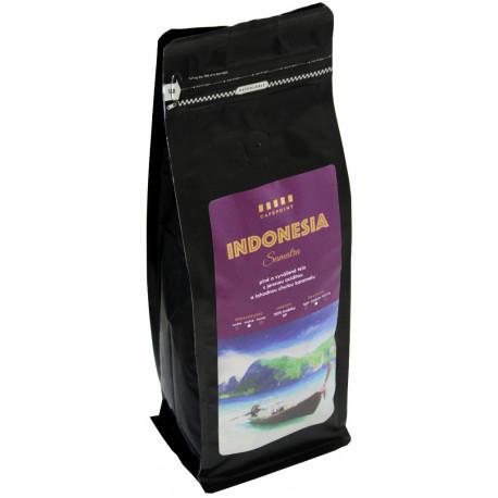 Cafepoint Indonesia Sumatra 500g, zrnková káva