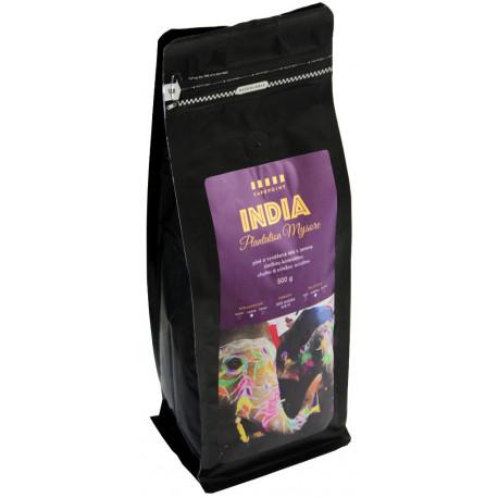 Cafepoint India Plantation Mysore 500g, zrnková káva