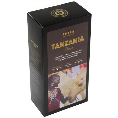 Cafepoint Tanzania Tanga AA 250g, zrno