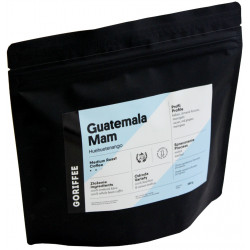 Goriffee Guatemala Mam Medium Roast 250g, zrnková káva