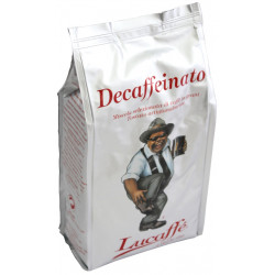 Lucaffé Decaffeinato 700g, zrnková káva
