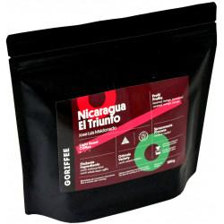 Goriffee Nicaragua El Triunfo Washed 250g, zrnková káva