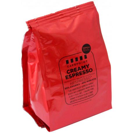 Cafepoint Creamy Espresso pre Nespresso, 10x5g