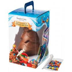 Simón Coll Mliečna čokoláda Stromček na zdobenie, 365g