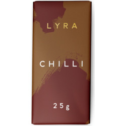 Lyra Horká čokoládka Chilli, 25g
