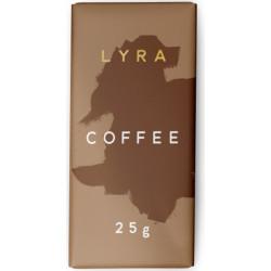 Lyra Mliečna čokoládka Coffee, 25g