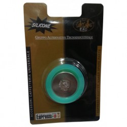 Tesnenie pre moka veľkosť 6 - 2ks, silikónové + filter