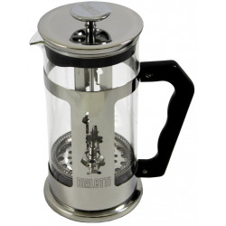 Bialetti French Press Nerezový, 1L