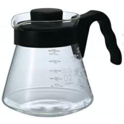 Hario Kanvica na kávu V60-02 700ml, čierna
